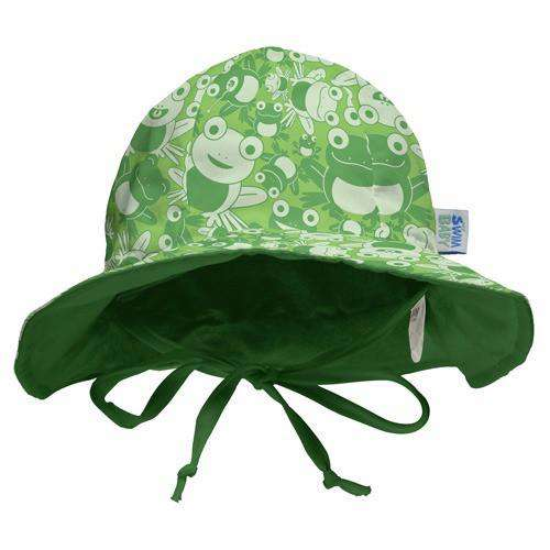 My Swim Baby Hat | Leaping Leo | Large