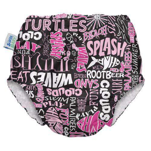 My Swim Baby Diaper | Pink Splash (old sizing)