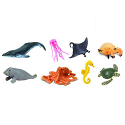 Safari LTD | Good Luck Minis ~ SEA LIFE FUN PACK