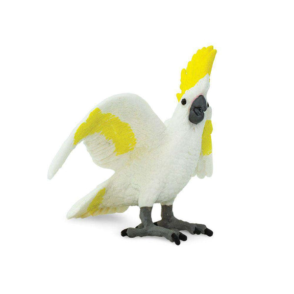 Safari LTD | Wings of the World Birds ~ COCKATOO