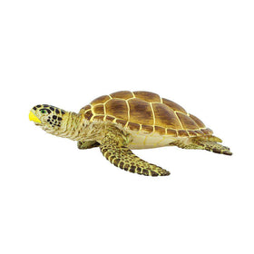 Safari LTD | Wild Safari Sealife ~ LOGGERHEAD TURTLE