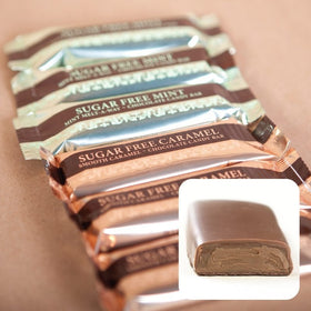 Abdallah Chocolate ~ Sugar Free Chocolate Mint Bar