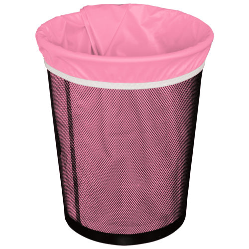 Planet Wise | Reusable 5 Gallon Trash Bag | Raspberry