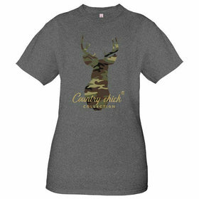 Simply Southern | Simply Faithful ~ Camo Deer