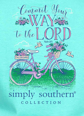 Simply Southern | SMALL ~ Commit Your Way To The Lord