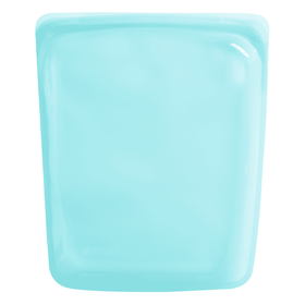 Stasher Half-Gallon Bag | Aqua
