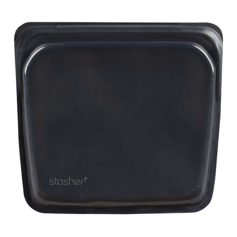 Stasher Sandwich Bag | Obsidian