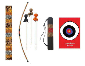 Two Bros Bows | Combination Deluxe Archery Set ~ Safari