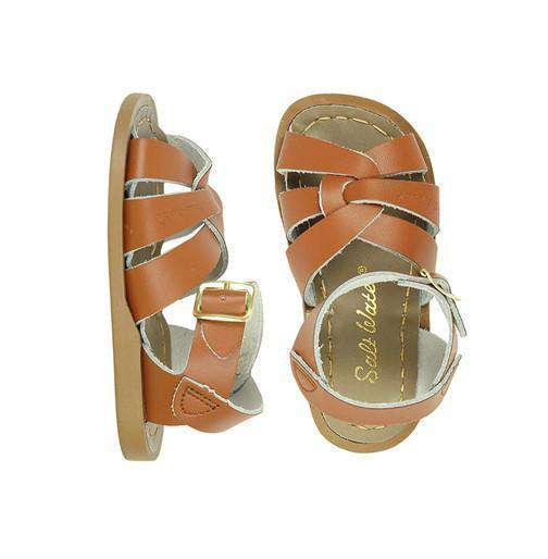 Salt Water Original Sandal | Tan (children's)
