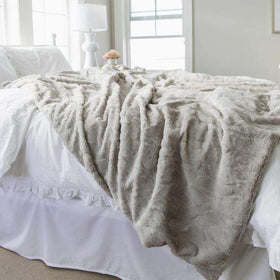 Saranoni Weighted Blanket ~ Feather