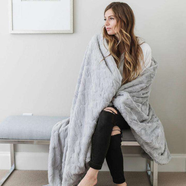 Saranoni Weighted Blanket ~ Dove