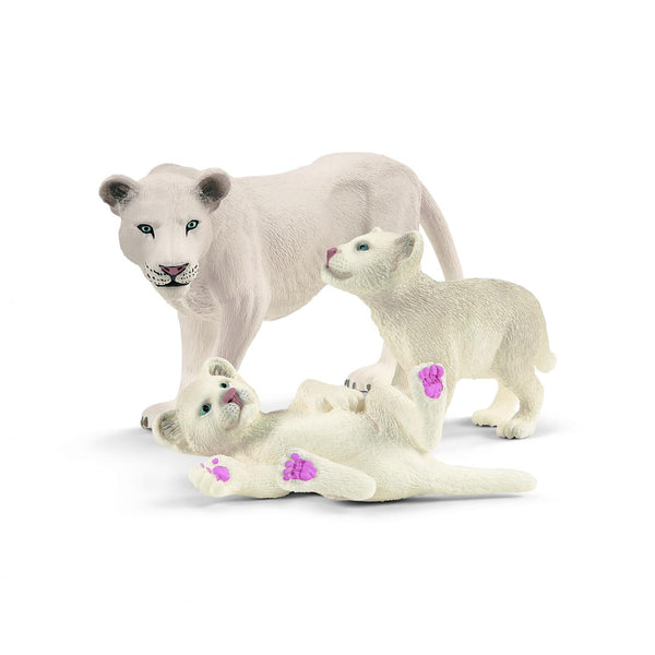 Schleich | Wild Life ~ Lion Mother With Cubs