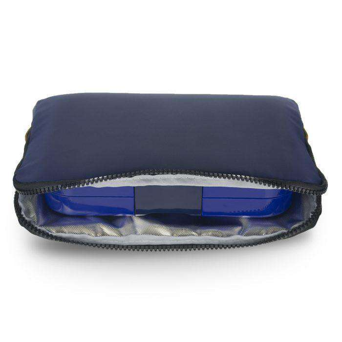 Yumbox Insulated Poche ~ Navy