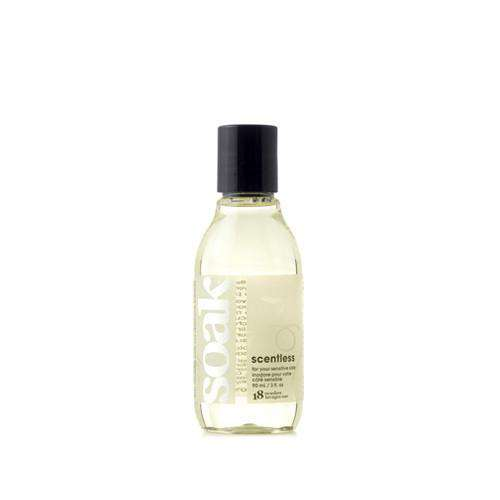 Soak Wash | Scentless 3 fl oz Travel Bottle