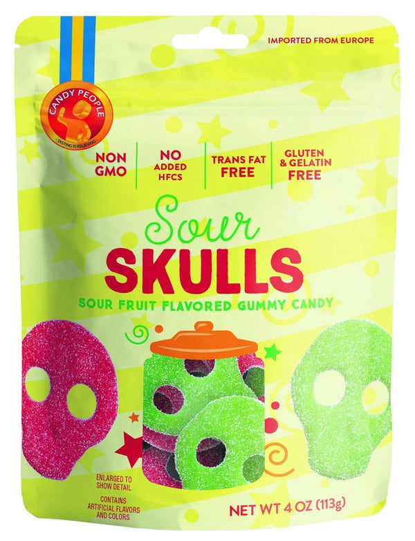 Candy People USA - Sour Skulls