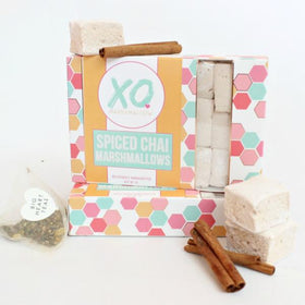 XO Marshmallow - Spiced Chia Marshmallows