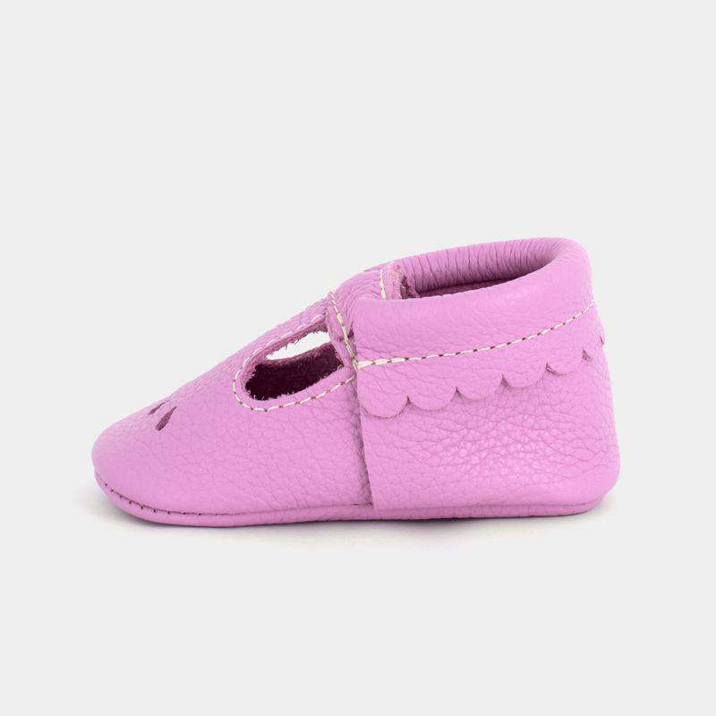 Freshly Picked | Mary Jane Moccs ~ Spring Orchid