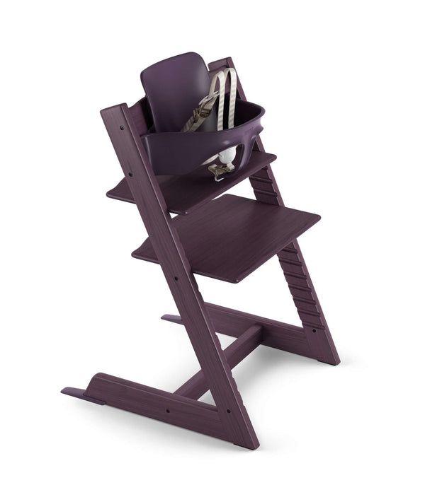Stokke Tripp Trapp High Chair Set | Plum Purple