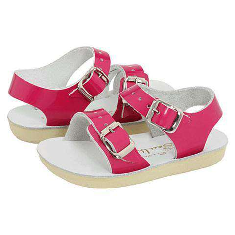 Sun-San Surfer Sandal | Fuchsia  (baby/toddler/child)