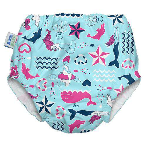 My Swim Baby Diaper | Little Mermaids (7054570817)
