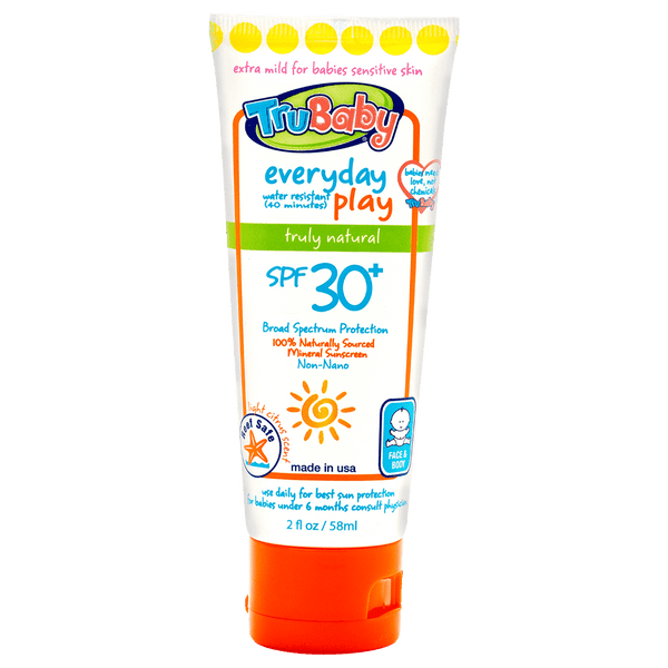 TruBaby | Everyday Play Sunscreen ~ SPF 30 2oz