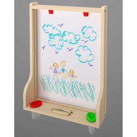 Little Partners Learn and Share Easel (Easel Only) | Natural
