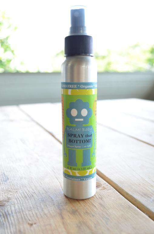 Balm! Baby | Spray That Bottom