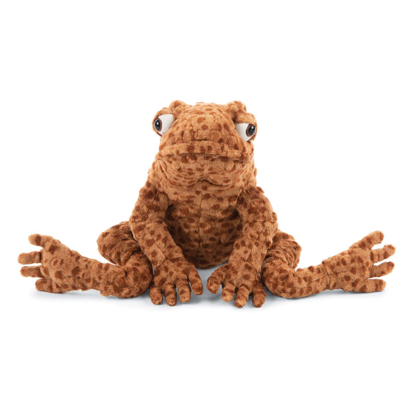 Jellycat |  Lounging Lizards ~ Toby Toad