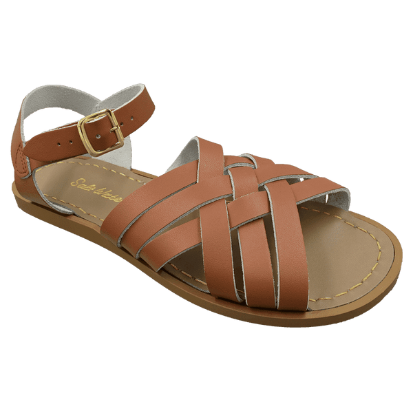 Salt Water Retro Sandal | Tan (women's)