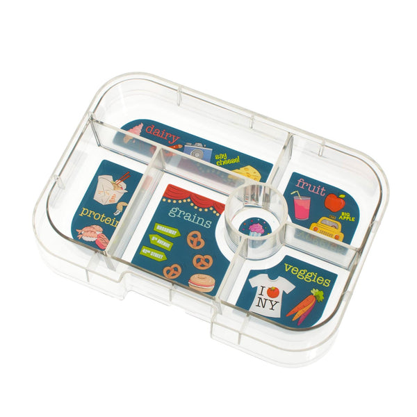 Yumbox Original Tray ~ New York City