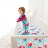 Posh Peanut | .5 Tog Sleeveless Ruffled Sleep Sack ~ Eloise