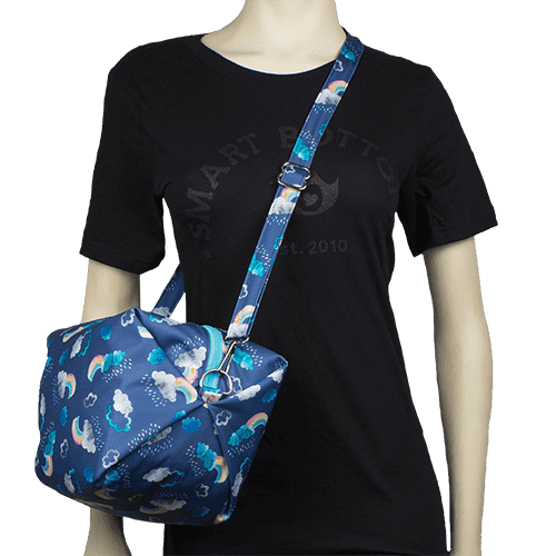 Smart Bottoms Wayfarer Bag | Over The Rainbow