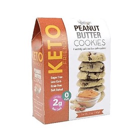 Too Good Gourmet | Keto Cookies ~ Peanut Butter