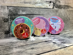 Peaceable Kingdom | Yummy Desserts Scratch & Sniff Stickers in Tin