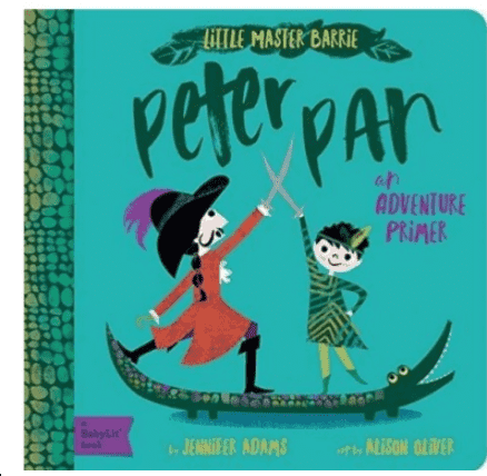 BabyLit Book | Peter Pan