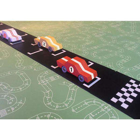 Way To Play | Start and Finish Toy Road Extension Set