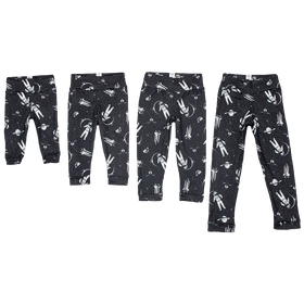 Bumblito Leggings ~ Space Race