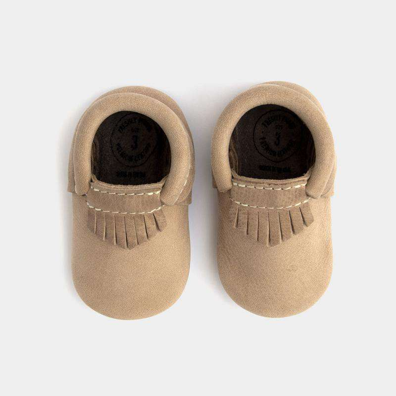 Freshly Picked | Weathered Brown Mini Sole Mocc