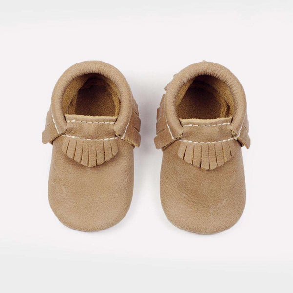 Freshly Picked | Moccs ~ Weathered Brown