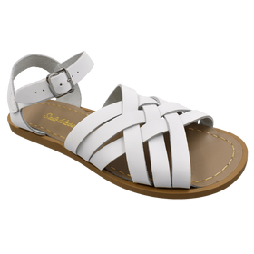 Salt Water Retro Sandal | White (women's)