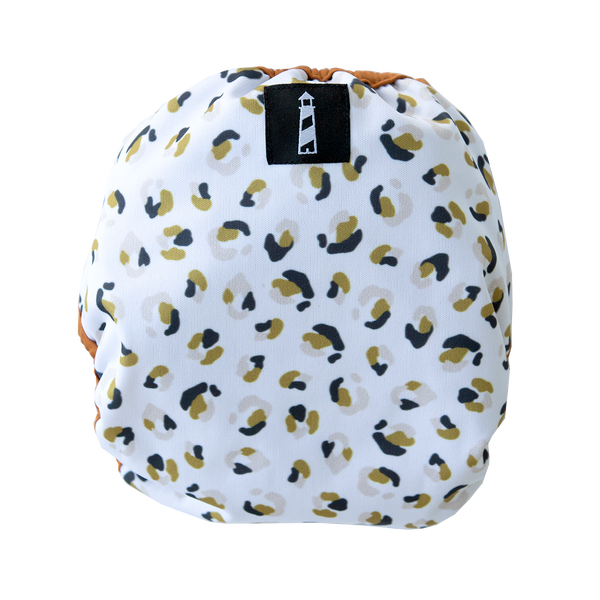 Lighthouse Kids Company | *NEW* One Size Cover System ~ Neutral Nature Cheetah