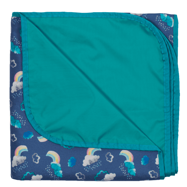 Smart Bottoms Beach Blanket | Over The Rainbow
