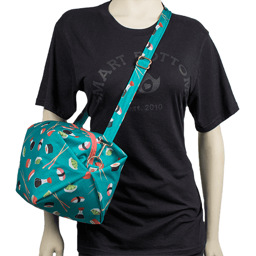Smart Bottoms Wayfarer Bag | You're My Soy Mate