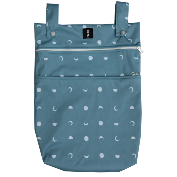 Lighthouse Kids Company | Double Pocket Medium Wetbag ~ Dusk