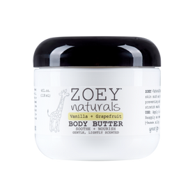 Zoey Naturals | Body Butter ~ Vanilla Grapefruit