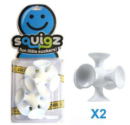 Fat Brain Toys | Squigz Add On Set Zorbit