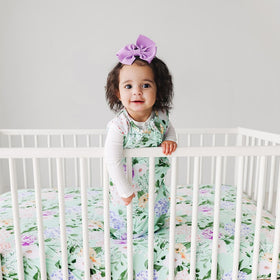 Posh Peanut | .5 Tog Sleeveless Ruffled Sleep Sack ~ Erin