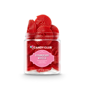 Candy Club ~ Strawberry Wheels