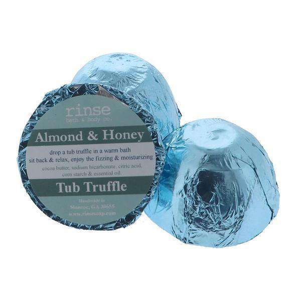 Rinse Bath Body Inc | Tub Truffle ~  Almond & Honey