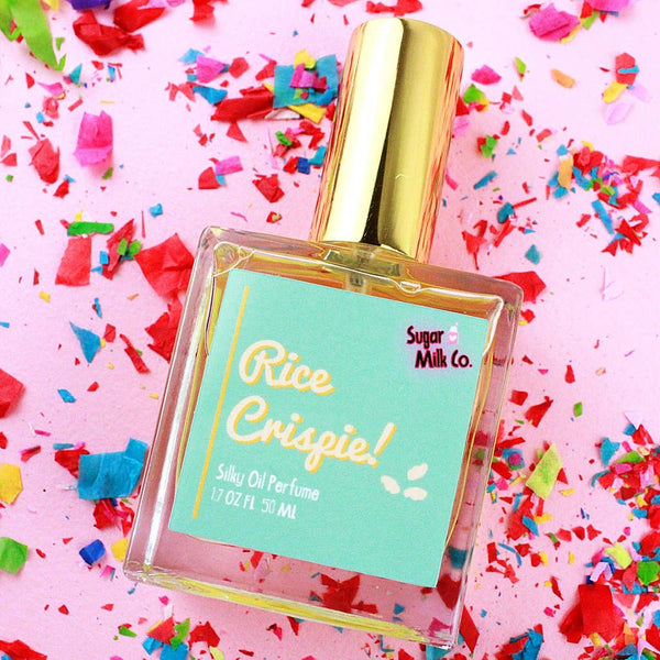 Sugar Milk Co. - Rice Crispie Perfume Oil